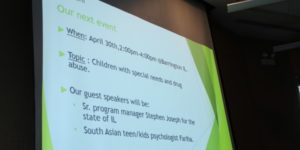 """Q2 TALK EVENT ON TOPIC """"EMOTIONAL WELL BEING FOR KIDS WITH COGNITIVE CHALLENGES"""""""