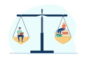 School-life balance